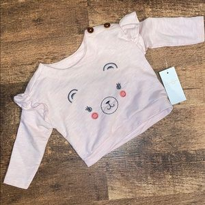Jessica Simpson - 12 month old long sleeve top